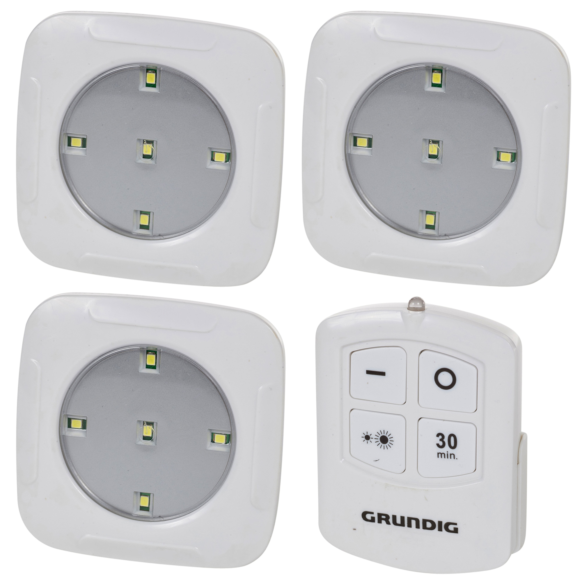 the latest 6e037 2450e Details about Grundig Remote Control Wall Ceiling Wireless LED Lights  Kitchen Bathroom Cabinet