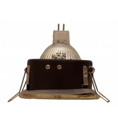 IP65 12V Shower Downlight Kit Brass [RS10165K-02]