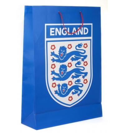 Massive England Blue Gift Bag