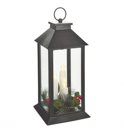 Candle Lantern With LEDs