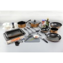 21 Pc Kitchen Starter Pack Copper [390558][EH-S0114]