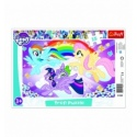 "Puzzles - ""15 Frame"" - Pony play / Hasbro, My Little Pony [31280]"