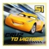 """Puzzles """"3in1""""- Racing legends/ Disney Cars 3 [34820]"""
