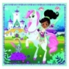 "Puzzles - ""3in1"" - Nella the Princess Knight and her world  / Viacom Nella the Princess Knight [34835]"
