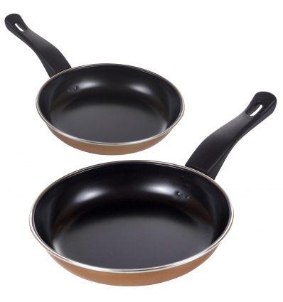 Set of Copper Mainstays Frying Pans [Mk-S0003]