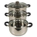 Berger 6pcs Cookware Set [BG-401C]