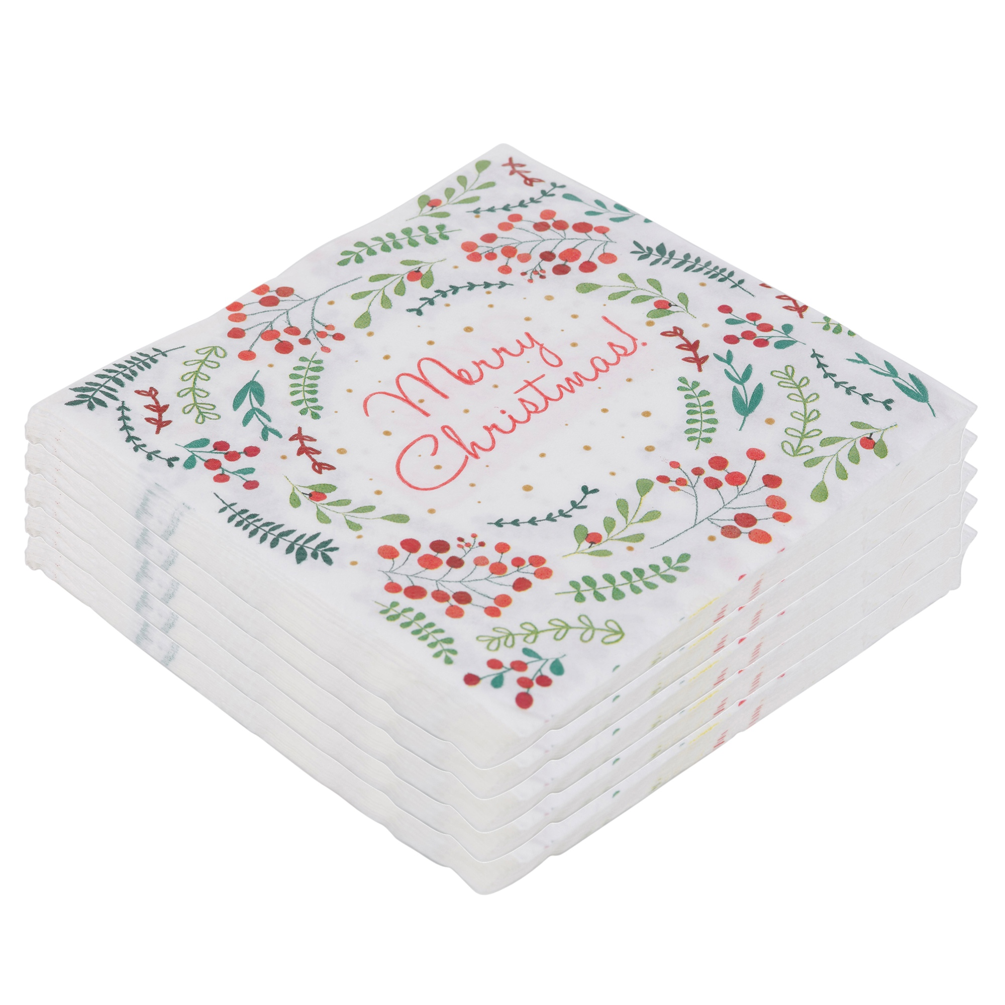 Christmas Napkins.Details About 20 40 60 80 100 X 2 Ply Paper Christmas Xmas Serviettes Napkins Table Party