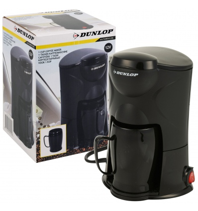 Dunlop 12V Truck Coffee Maker [079158]