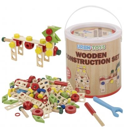 120 Pcs Construction Bricks [390626]