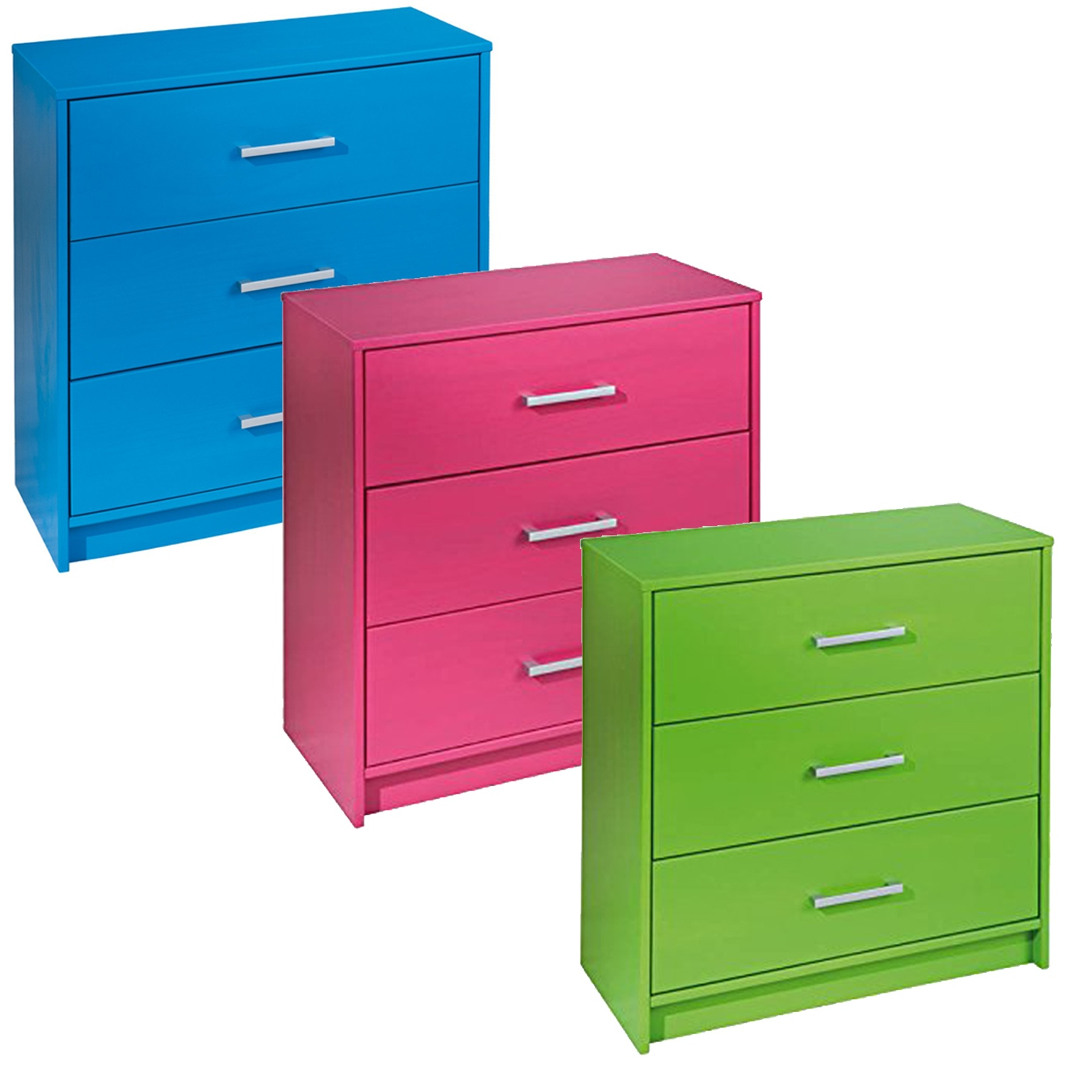 Details about New York 8 Drawer Wooden Chest Bedroom Furniture Storage  Cabinet Kids Drawers