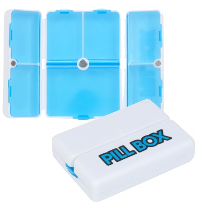 Pill Box Storage Container [455236]