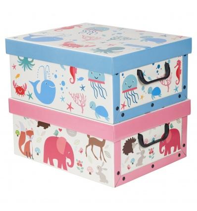 Storage Box 37x30x16cm