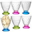 Ice Cream Coupe Set Of 3 [856286]
