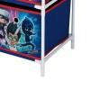 PJ Masks 2 Drawer Cabinet Rack [847682]