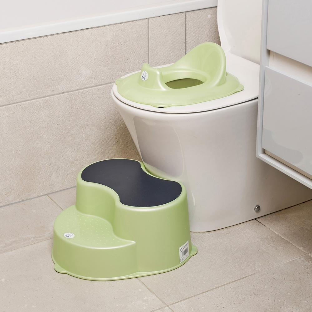 Rotho Toilet Training Step Stool Amp Toilet Seat Set Fits