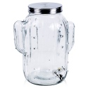 8 Liter  Cactus Shaped Beverage Dispenser [939477]