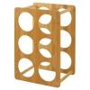 Bamboo Wine Rack For 6 Bottles [944457]