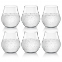 Bormioli Rocco Arte Acqua 6 Pc Glass Set [081213]