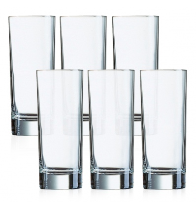 Glass 6pcs Islande 33cl