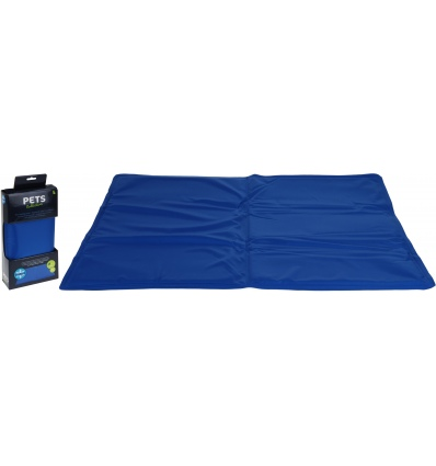 PETS Collection Pet Dog Cooling Mat Blue Pad EXTRA Large 60 x 80cm [178190]