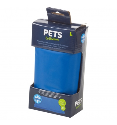 PETS Collection Pet Dog Cooling Mat Blue Pad Small 30 x 40cm [176585]