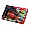 """Puzzles - """"60"""" - Lightning McQueen with friends  [17327]"""