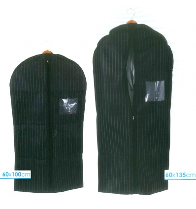Pinstripe Travel Suitbag