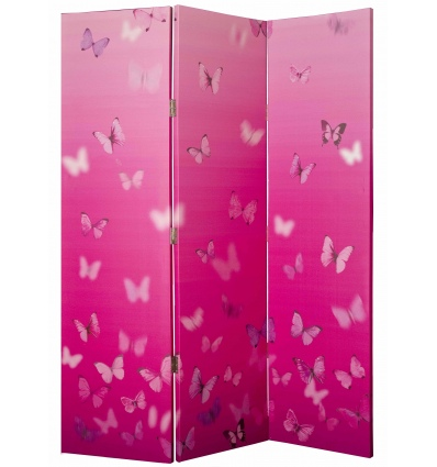 Room Dividers Butterfly