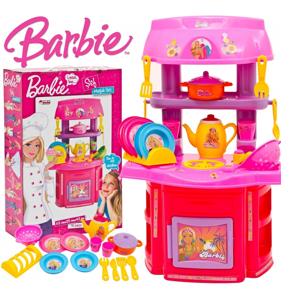Disney Minnie Mouse Chef Kitchen Set [01962]