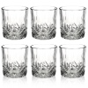Queensway 6 Whiskey Tumblers In A Box