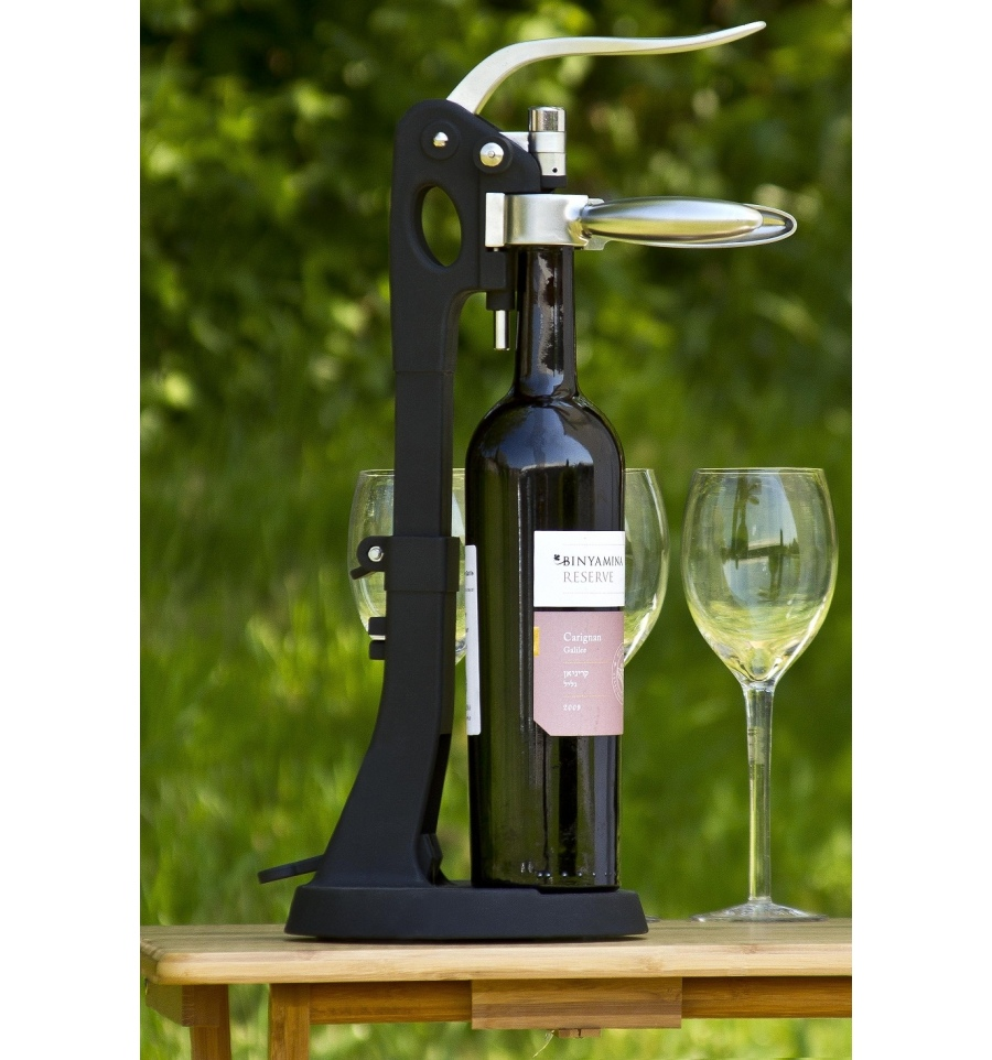 Luxury Wine Bottle Opener On Stand