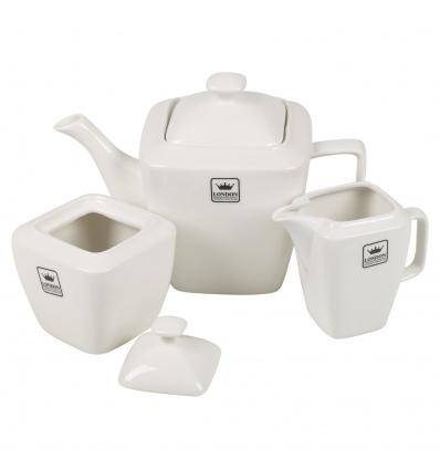 London Porcelain Tea Set