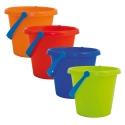 20cm Plain Beach Bucket [426][426000] Any Colour
