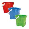 Castle Mould Beach Bucket [656][656001] Any Colour