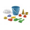 Ice Cream Beach Bucket Set [933][933003] Any Colour