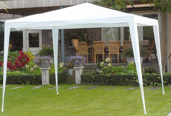 gartenpavillon holz praktiker. Black Bedroom Furniture Sets. Home Design Ideas