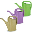 8 Litre Rattan Design Watering Can