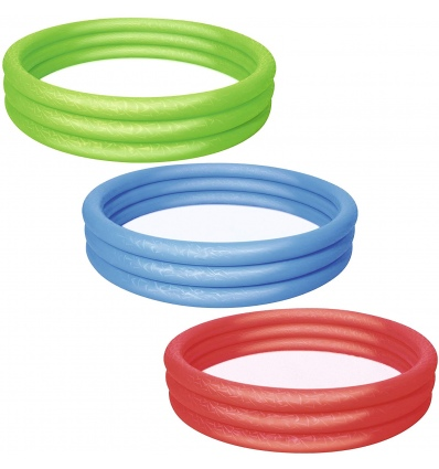 Bestway 3 Ring Kiddie Pool 183 x 33 [915679]