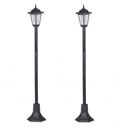 Pro Garden Collection Solar Lantern 107cm [604941] X 2 Pack