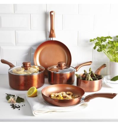 14cm Copper Milkpan [K304CP] [361357]