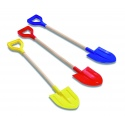 73cm Shovel With Wooden Handle [122][12203] Any Colour