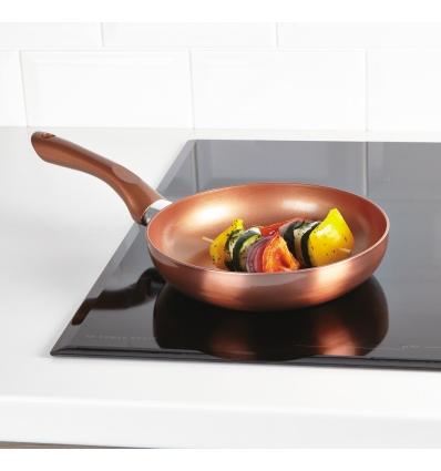 20cm Copper Frying Pan [K301CP] [361395]