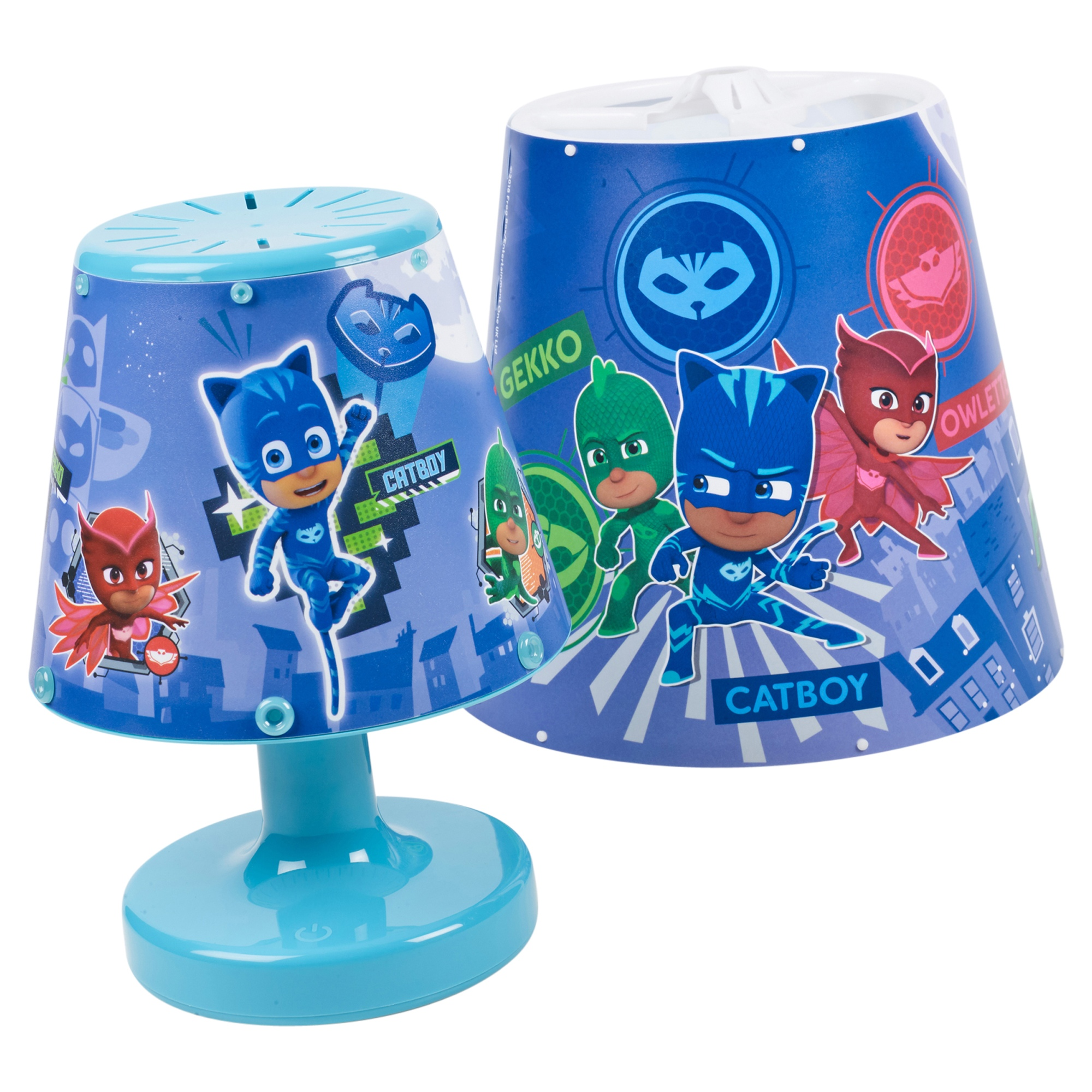 Kindermöbel Wohnen Pj Masks Tapered Ceiling Light Shade