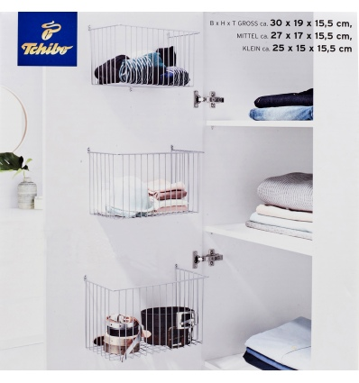 3 Cupboard Door Baskets [545045]