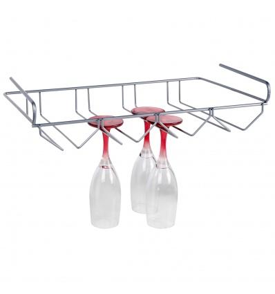 Undershelf Glass Rack 40x26x8cm [131283]