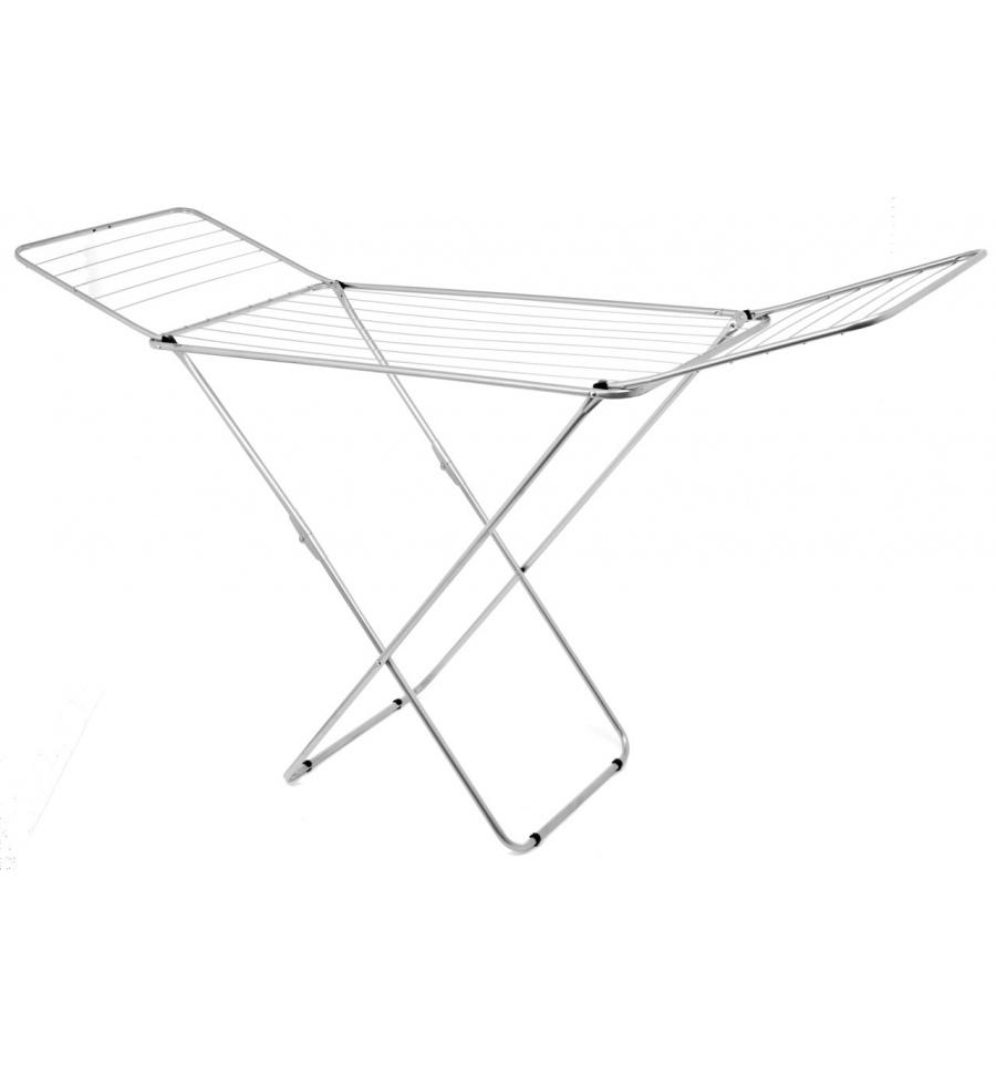 18mtr silver metal drying rack 002555