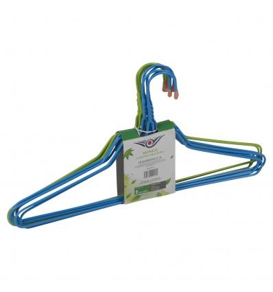 Clothes hanger MT 9pc [000160]