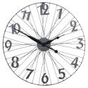 Bicycle Wheel Wall Clock 60cm [232787]