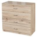 4 Drawer Chest Cabinet