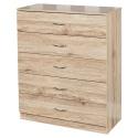 5 Drawer Chest Cabinet